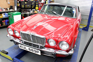 1975 Jaguar XJ Coupe For Sale