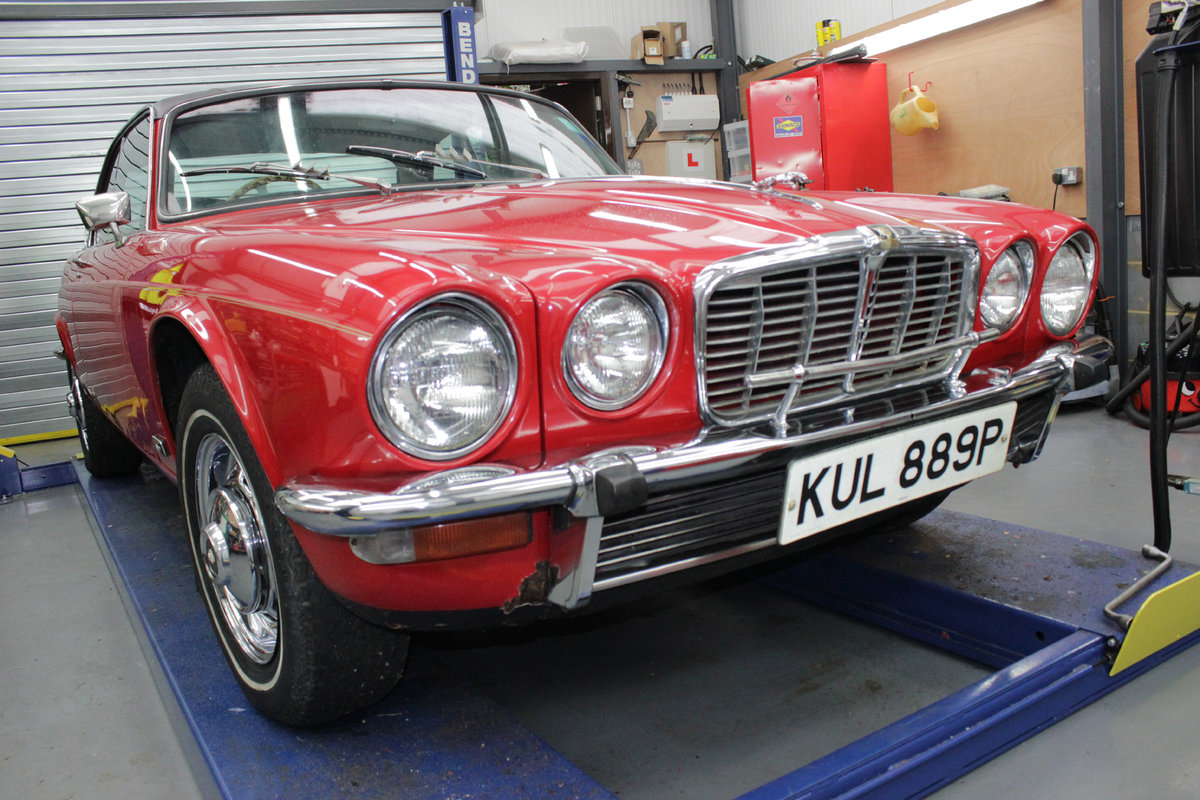 1975 Jaguar XJ Coupe For Sale   Car And Classic