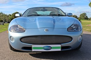 2005 JAGUAR XKR-S COUPE 24000 Miles For Sale