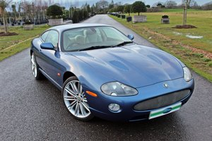2005 XKR Coupe 54300 Miles For Sale