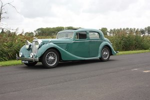Jaguar MKIV 3.5Ltr 1948 € 45000