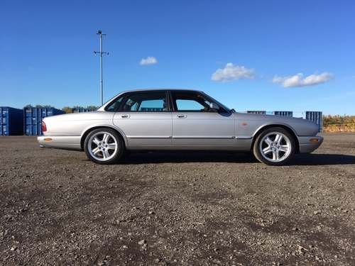 2002 Jaguar XJ Sport V8 Auto at Morris Leslie Auction 25th May SOLD by Auction (picture 3 of 4)