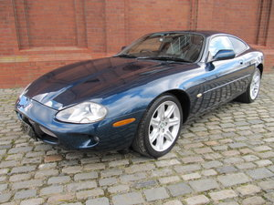 1997  JAGUAR XK8 4.0 V8 SPORT COUPE AUTOMATIC * XKR LOOKS