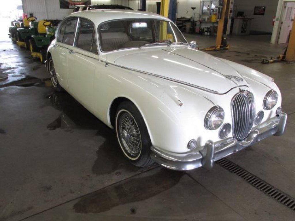 1963 jaguar mk11 For Sale (picture 2 of 4)