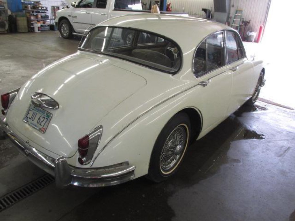 1963 jaguar mk11 For Sale (picture 4 of 4)
