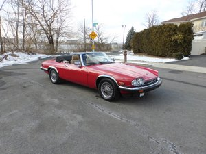 1989 Jaguar XJS V12 Convt Nicely Presentable - For Sale