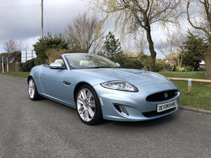 2011 Jaguar XKR 5.0 V8 Supercharged Convertible ONLY 19000 MILES