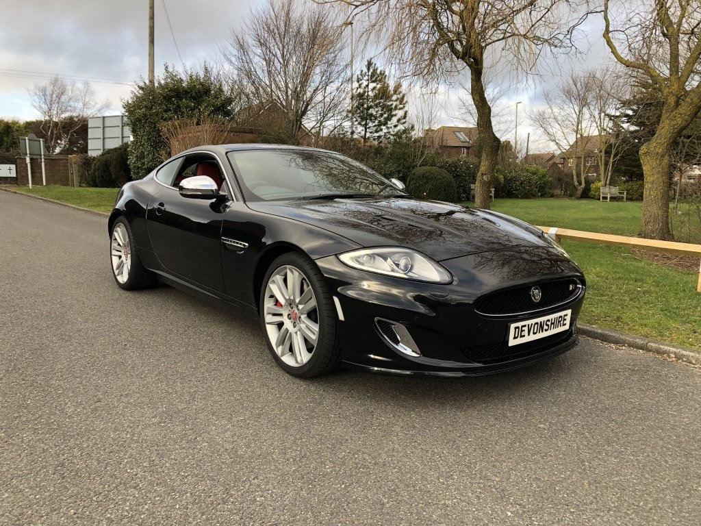 2011 Jaguar XKR 5.0 V8 Supercharged Coupe ONLY 21000 MILES  For Sale (picture 1 of 6)