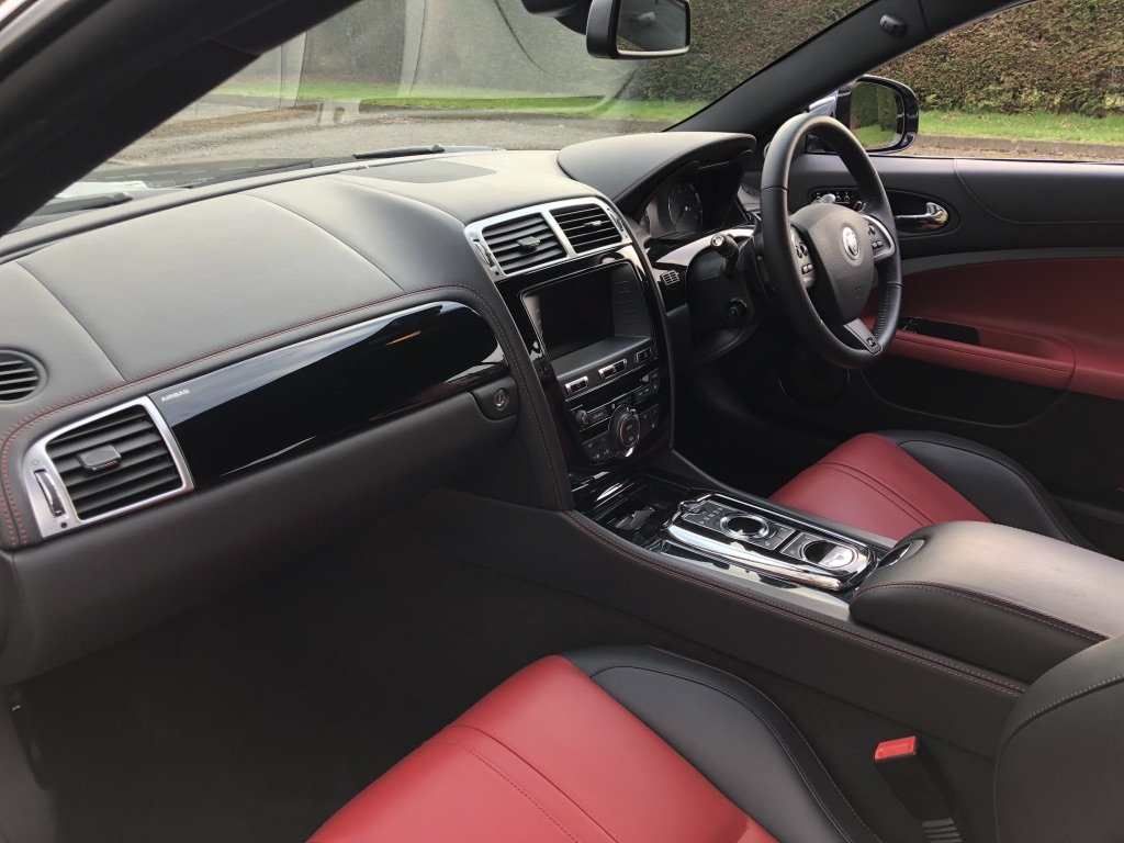 2011 Jaguar XKR 5.0 V8 Supercharged Coupe ONLY 21000 MILES  For Sale (picture 4 of 6)