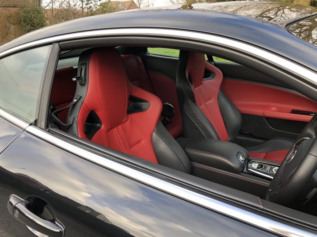 2011 Jaguar XKR 5.0 V8 Supercharged Coupe ONLY 21000 MILES  For Sale (picture 6 of 6)
