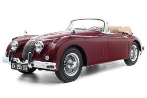 1961 Jaguar XK 150 Roadster = JCNA Nation Champion $249.5k For Sale