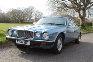 Jaguar Sovereign 4.2 1984 - To be auctioned 26-04-19
