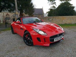 2013 Jaguar F-Type Low mileage