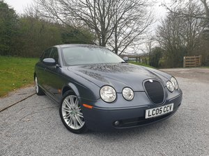 2005 Jaguar S-Type Full Jaguar History Immaculate condition