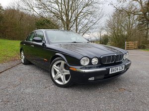 2004 Jaguar XJ6 Sovereign full Jaguar history Stunning Spec
