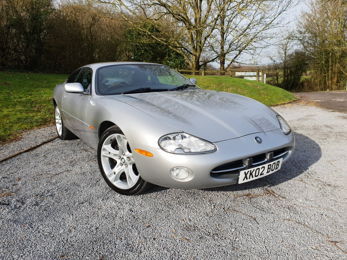 2002 Jaguar XK8 4.2 Clean Example  For Sale (picture 1 of 6)