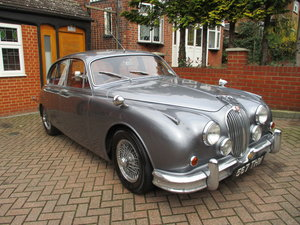 1963 Jaguar MK 2 3.8 Manual/OD  Stunning Car For Sale