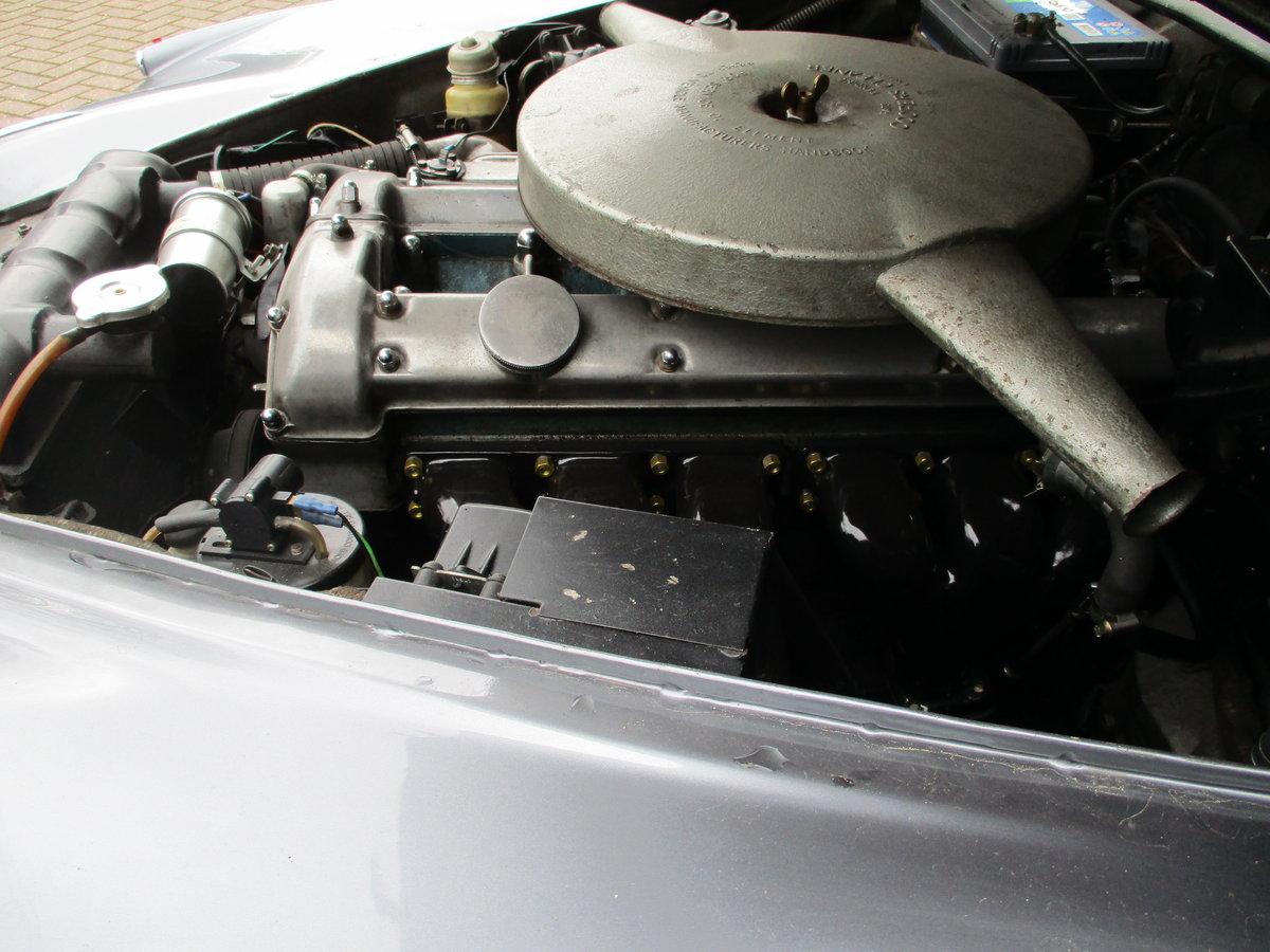 1963 Jaguar MK 2 3.8 Manual/OD  Stunning Car For Sale (picture 12 of 12)