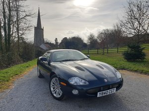 2001 Jaguar XKR Low Mileage Full Jaguar History
