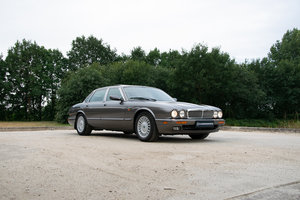 1996 JAGUAR XJ12 6.0 V12 - 94.221 Miles - Steel Grey