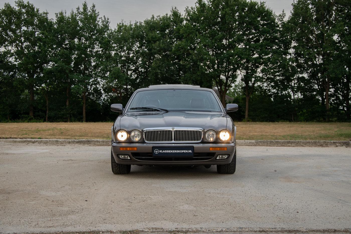 1996 JAGUAR XJ12 6.0 V12 - 94.221 Miles - Steel Grey For Sale (picture 4 of 6)