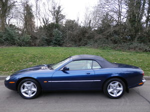 Jaguar XK8 Convertible.. 4.0 V8 Auto.. P/X To Clear. Bargain SOLD