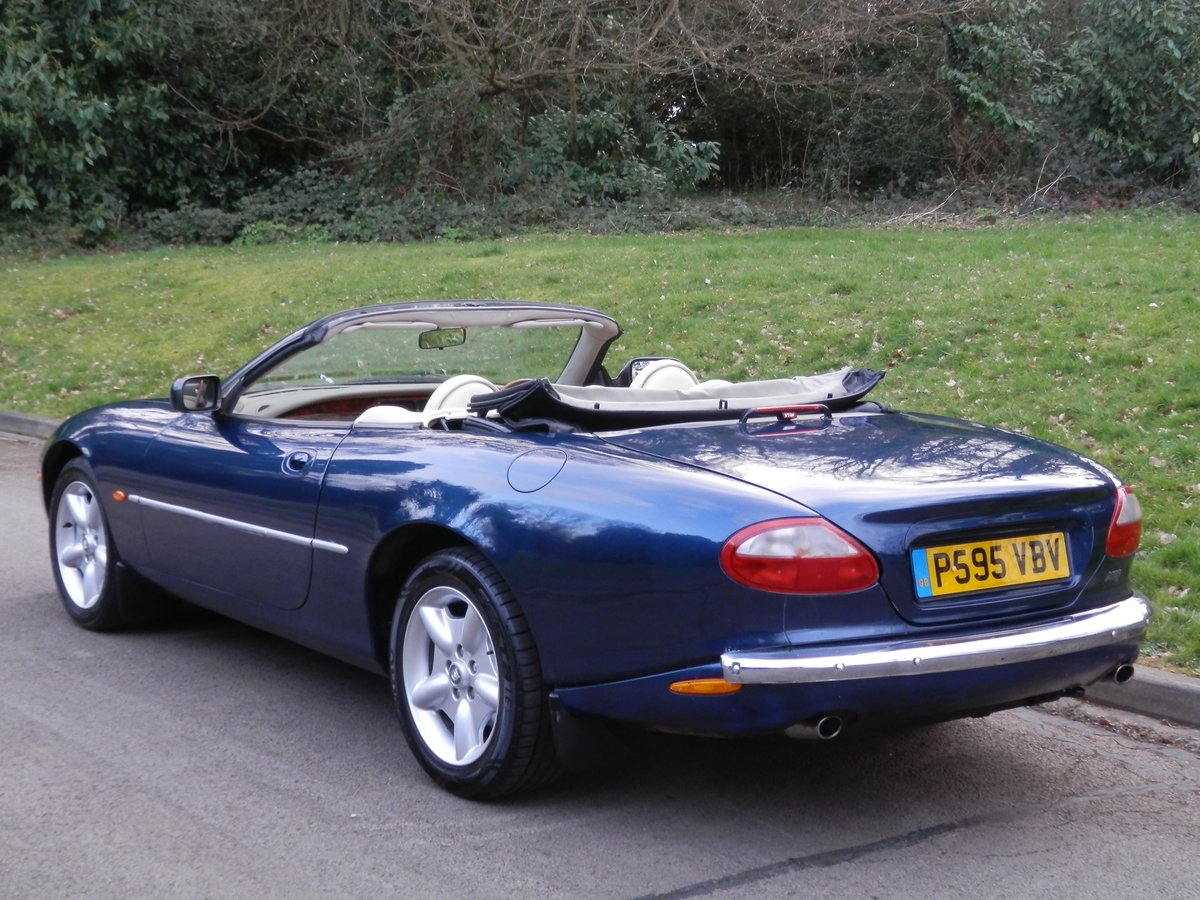 Jaguar XK8 Convertible.. 4.0 V8 Auto.. P/X To Clear. Bargain SOLD (picture 5 of 6)