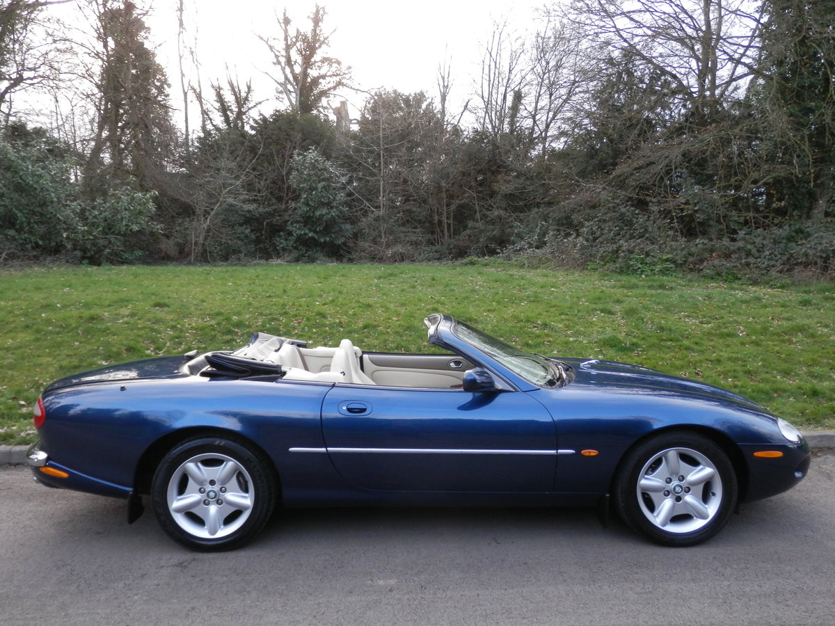 Jaguar XK8 Convertible.. 4.0 V8 Auto.. P/X To Clear. Bargain SOLD (picture 6 of 6)