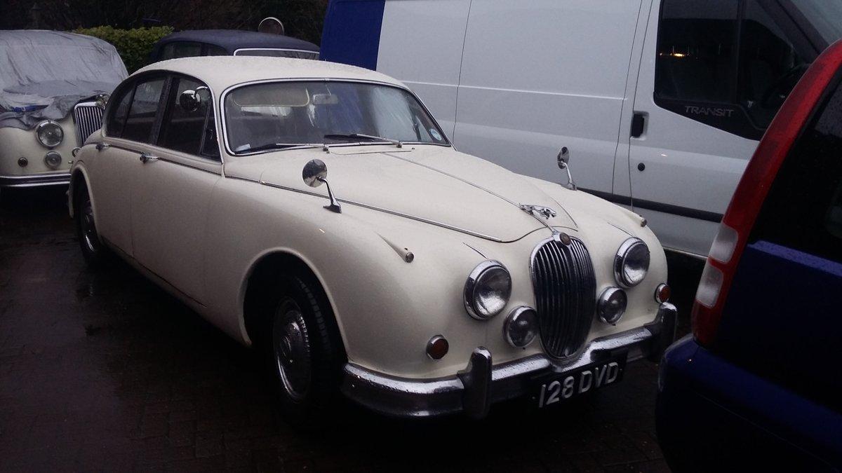 1962 Mk 2 jaguar For Sale (picture 1 of 6)
