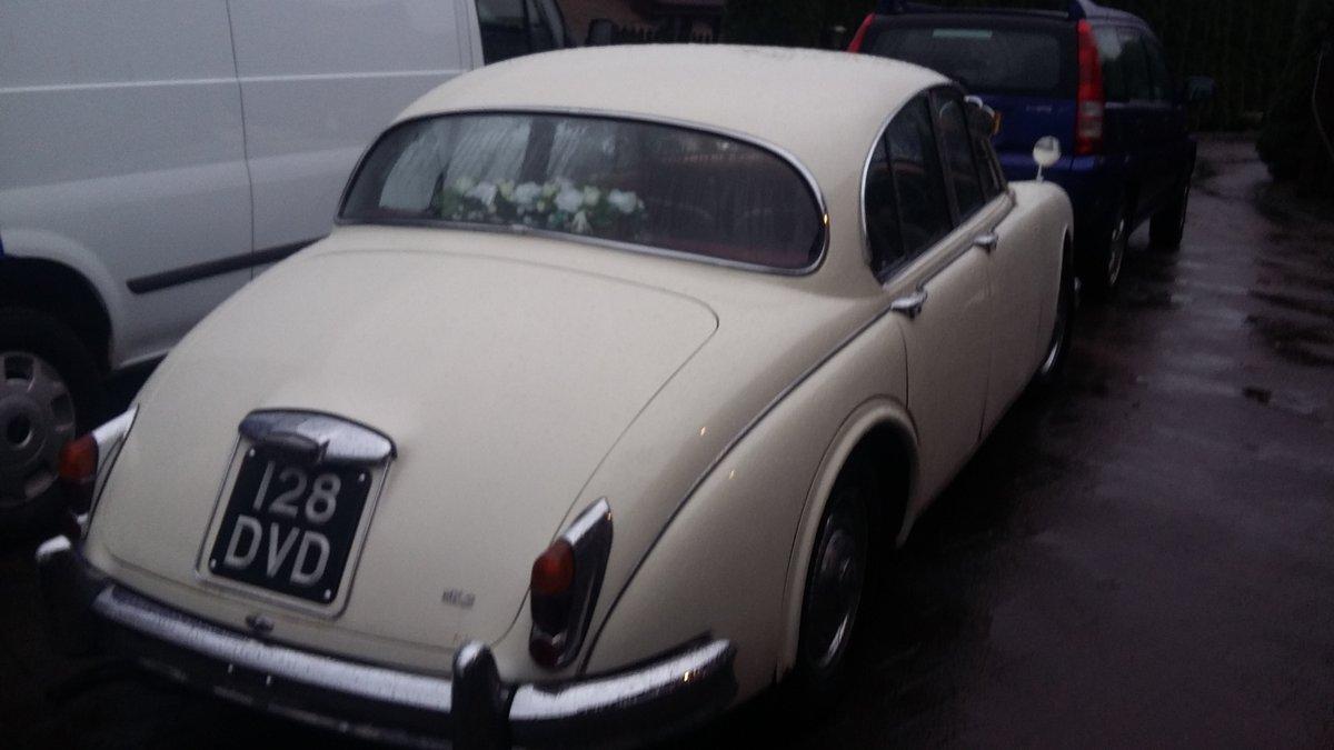 1962 Mk 2 jaguar For Sale (picture 2 of 6)
