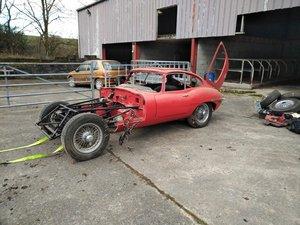 1965 Original RHD - Jaguar E Type S1 4.2 - Project For Sale