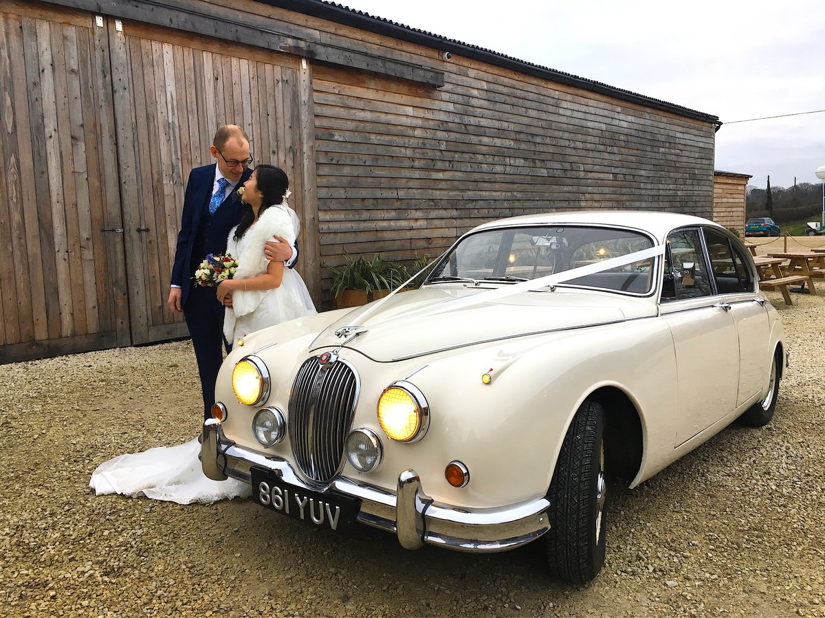 1961 Classic Wedding Cars Cheshire For Hire (picture 1 of 6)
