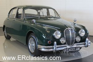 Jaguar MK2 3.8 1966 overdrive powersteering For Sale