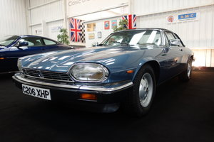 1985 Jaguar XJ-SC in lovely condition. Excellent history