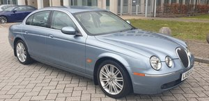 2005 S-TYPE 2.7 TURBO DIESEL V6 SE AUTO 105K FSH SUPERB For Sale