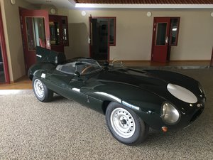 1964 Jaguar D-Type Realm Engineering For Sale