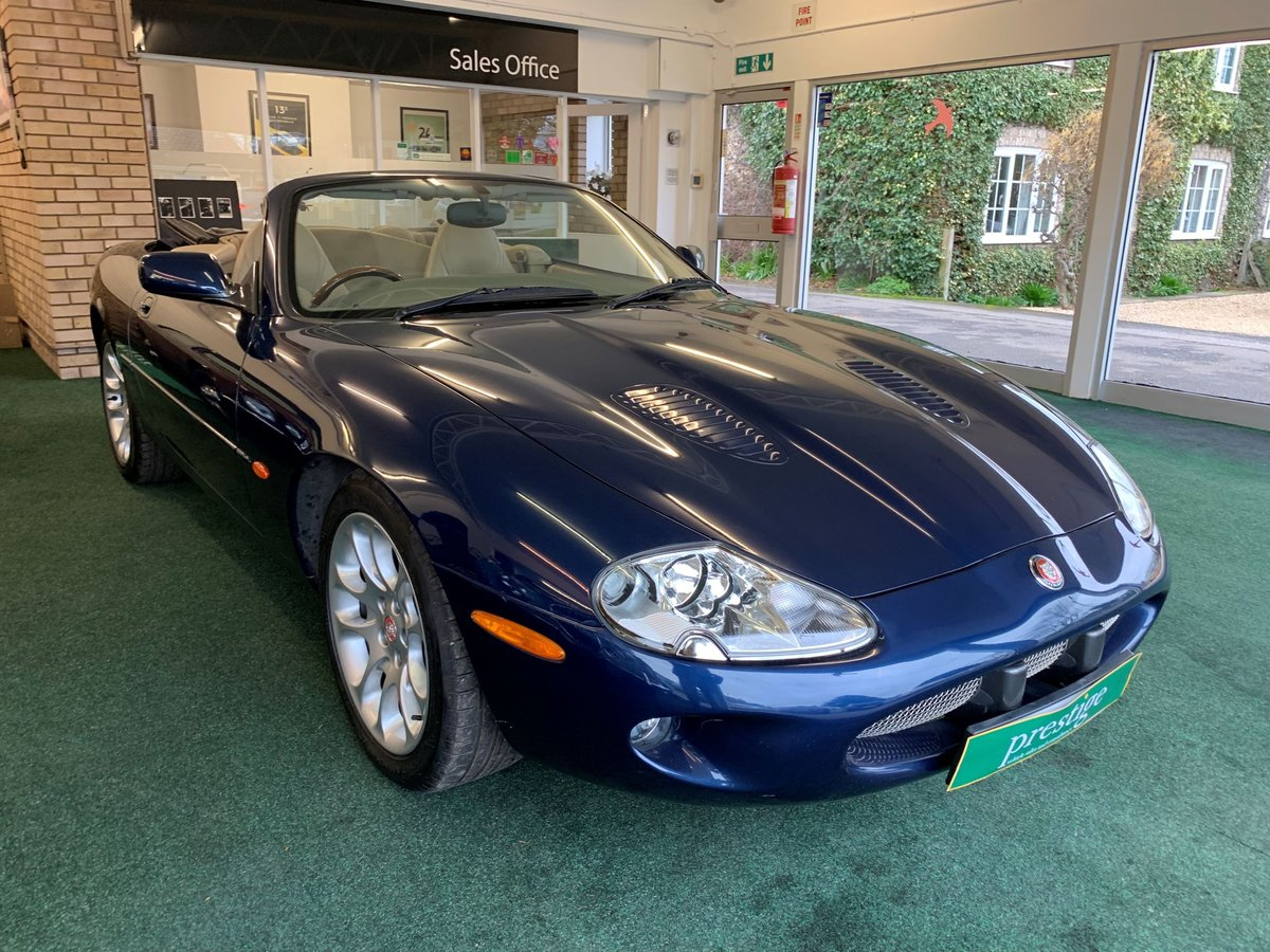 1999 Jaguar XKR – Supercharged – 370 BHP SOLD (picture 2 of 11)