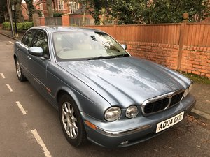 2004 Superb xj6 drives as new