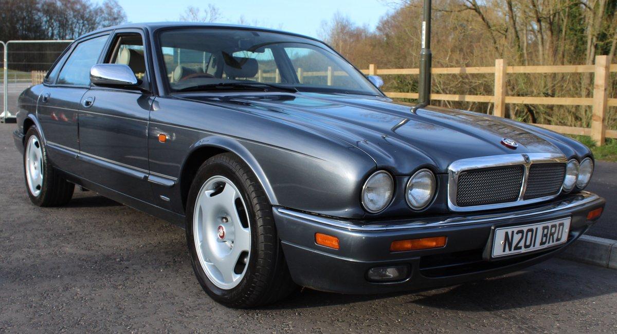 1996 Jaguar XKR 4.0 Litre Superchard Straight Six (X306)   SOLD (picture 1 of 6)