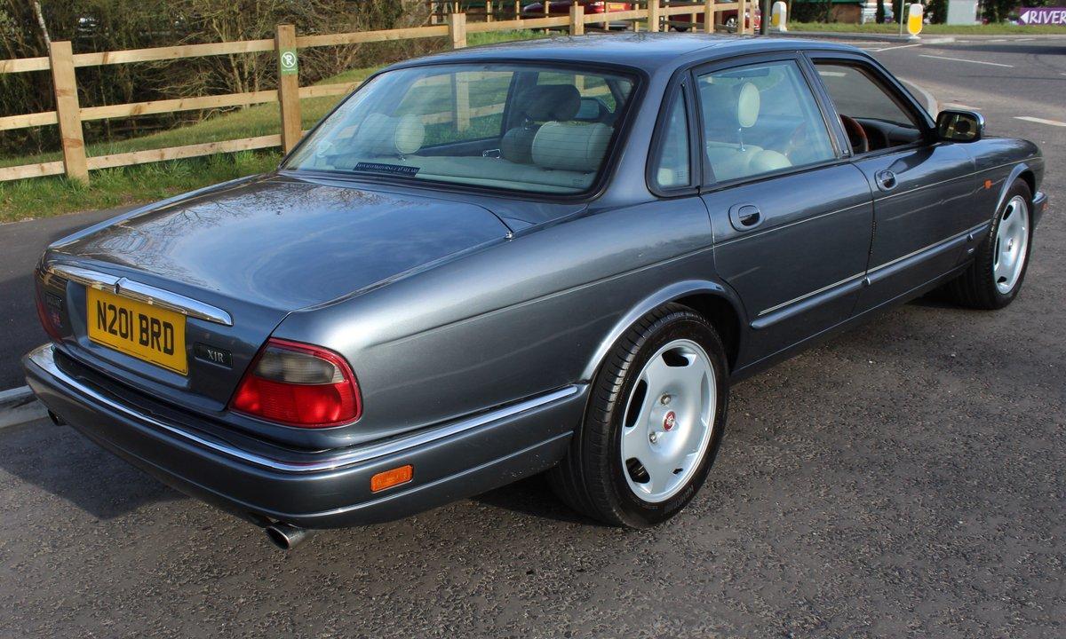 1996 Jaguar XKR 4.0 Litre Superchard Straight Six (X306)   SOLD (picture 2 of 6)