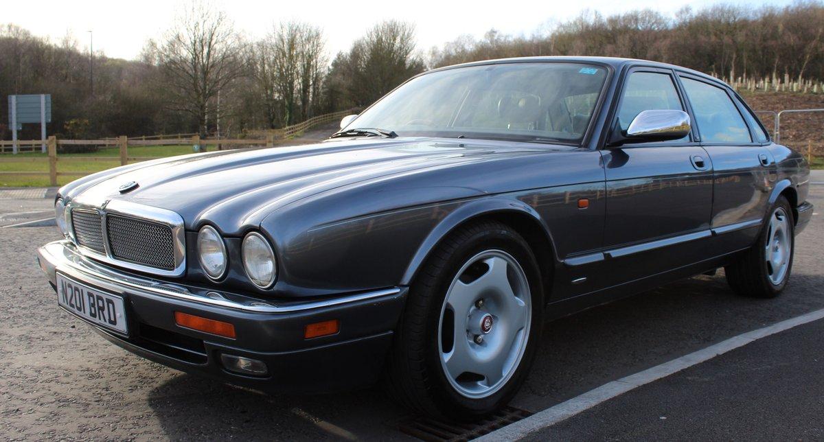 1996 Jaguar XKR 4.0 Litre Superchard Straight Six (X306)   SOLD (picture 6 of 6)