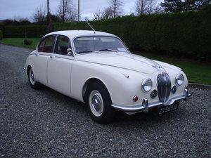 JAGUAR 240 MK2 MANUAL OVERDRIVE 1968. For Sale