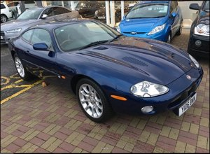 2001 Jaguar XKR 4.0 Supercharged Coupe For Sale