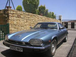 A beautiful 1989 Jaguar XJS For Sale