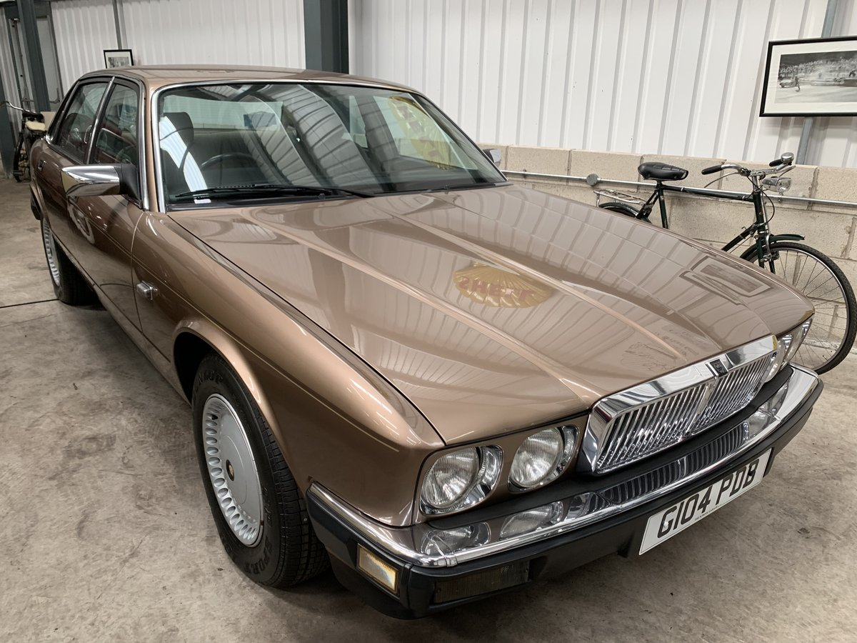 1989 JAGUAR XJ6 2.9 Auto For Sale (picture 1 of 6)