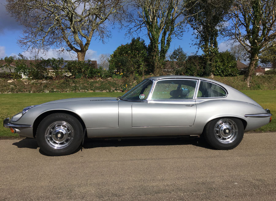 1972 Jaguar E-Type V12 Coupe For Sale (picture 6 of 6)
