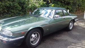 1985 Jaguar xjsc 3.6