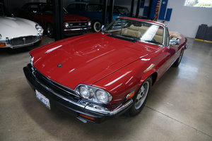 1988 Jaguar V12 'Hess & Eisenhardt' Convertible 22K miles For Sale