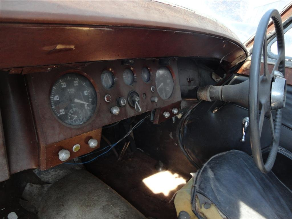1950 Jaguar MK5 RHD to restore For Sale (picture 5 of 6)