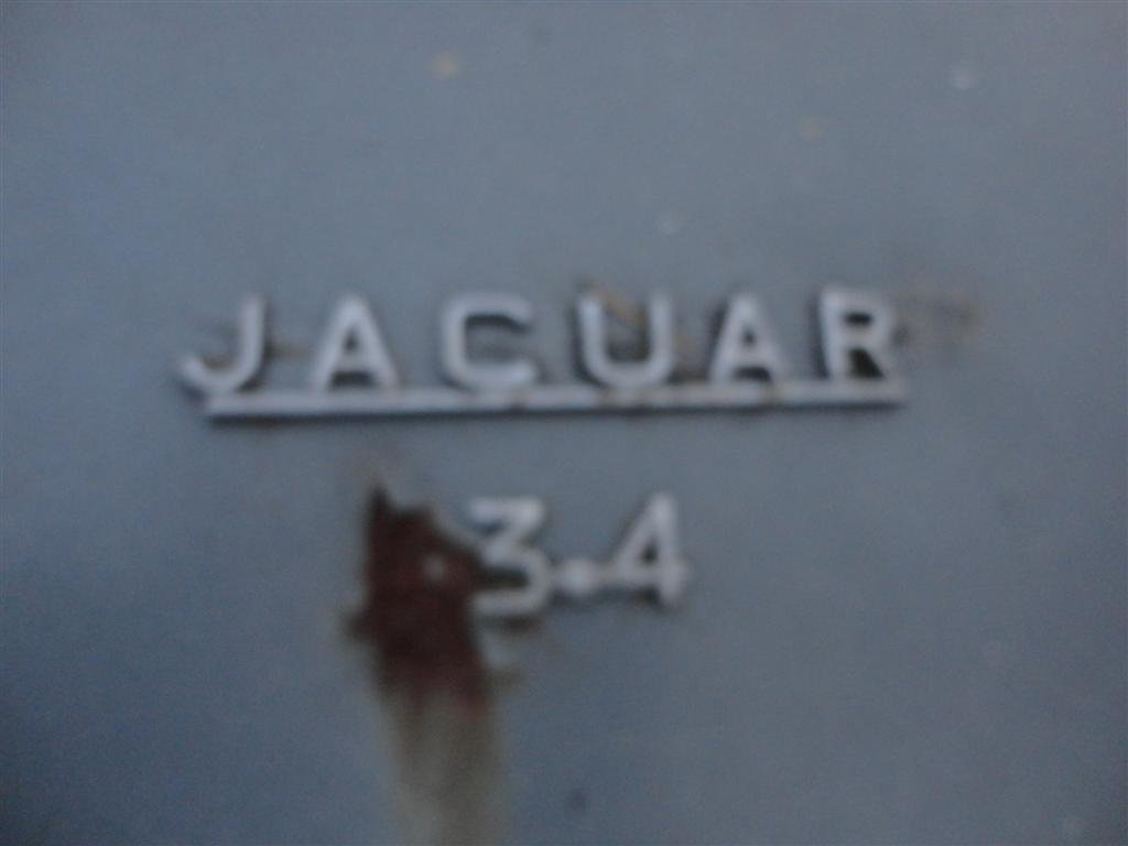 1966 Jaguar MK2 RHD to restore for sale For Sale (picture 3 of 6)